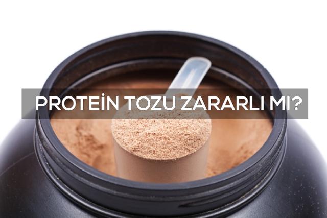 Protein Tozu Zararlı mı?