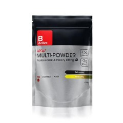 B-Active Multi Powder For Man 210 Gr Ananas