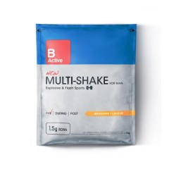 B-Active Multi-Shake For Man 15 Gr Mandalina
