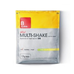 B-Active Multi-Shake For Woman 15 Gr Ananas-H.Cevi