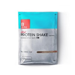 B-Active Protein Shake For Man 44 Gr Çikolata