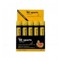 Be Sports L-Carnitine Thermo 3000 Mg 12 Ampul
