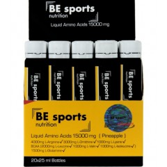 BE Sports Liquid Amino Acids 20 Ampul