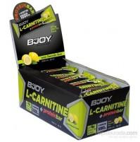 BigJoy L-Carnitine Protein Bar 24 Adet Limonlu