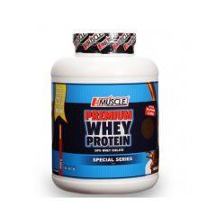 CTN Muscle Premium Whey Protein 2300 Gr Çiko-Muz