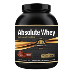 Double A Absolute Whey Protein