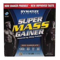 Dymatize Super Mass Gainer 5450 Gr Çikolata