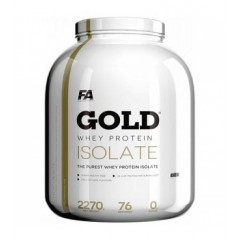 FA Nutrition Gold Whey Protein Isolate 2270 Gr