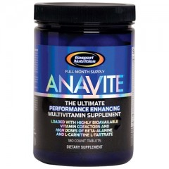 Gaspari Anavite Multivitamin 180 Tablet