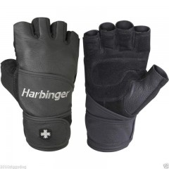 Harbinger Eldiven L Black