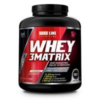 Hardline Whey Protein 3Matrix 2300 Gr Çikolata