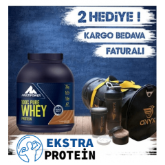Multipower %100 Pure Whey Protein 2000 Gr Çilek