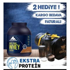 Multipower %100 Pure Whey Protein 2000 Gr Çilek