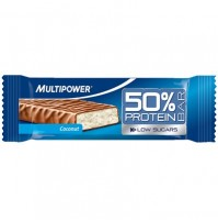 Multipower 50% Protein Bar - 24 adet
