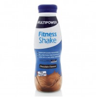 Multipower Fitness Shake 330ML Protein 1 Adet Çiko