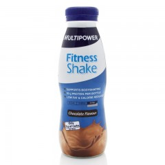 Multipower Fitness Shake 330ML Protein 12 Adet Çik