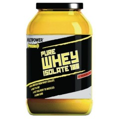 Multipower Whey Protein Isolate 100 2250 Gr Çilek