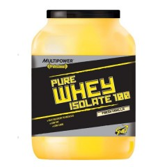 Multipower Whey Protein Isolate 100 908 Gr Çilek