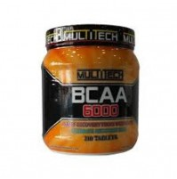 Multitech Bcaa 6000 200 Tablet