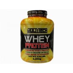 Multitech Whey Protein 2290 Gr Muz