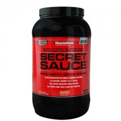 Muscle-Meeds Secret Sauce 1416 Gr Portakal