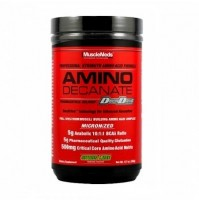 Musclemeds Amino Decanate 360 Gr Limon