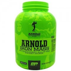 Musclepharm Arnold Series Iron Mass 2260 Gr