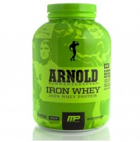 Musclepharm Arnold Series Iron Whey Protein 2267 Gr