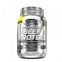 Muscletech Essential Series Platinum %100 Beef Pro