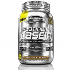 Muscletech Essential Series Platinum %100 Casein 1