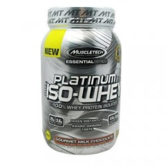 Muscletech Essential Series Platinum %100 Iso-Whey