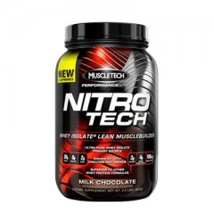 Muscletech Nitrotech Performance 908 Gr Çikolata