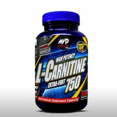 MVP L-Carnitine 500 Mg 60 Kapsül