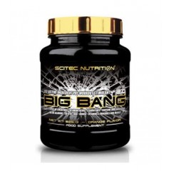 Scitec Big Bang 2.0 Pre-Workout 825 Gr