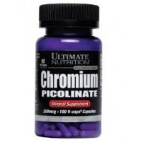 Ultimate Chromium Picolinate 200Mcg 100 Kapsül