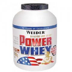 Weider Power Whey Protein 3178 Gr