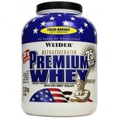 Weider Premium Whey Protein Tozu 2300 Gr Muzlu