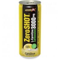 ZeroShot Carbonated L-Carnitine 3000 Mg 250 ml 1 A