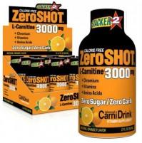 ZeroShot L-Carnitine 3000 Mg Portakal 12 Ampul